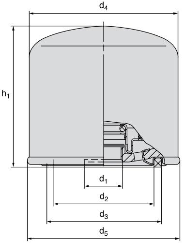 LB 13 145/20 Luftentölbox (StarBox)