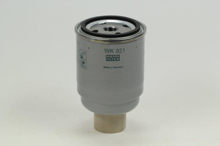 WK 821 Kraftstoffwechselfilter