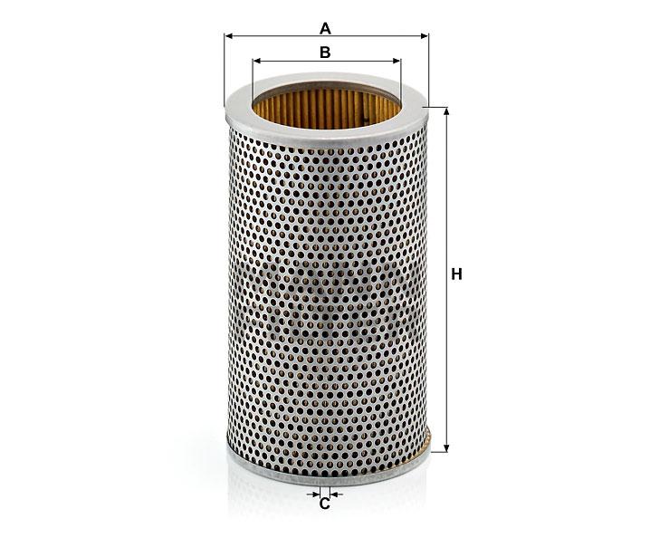 H 1375 Flüssigkeitsfilterelement