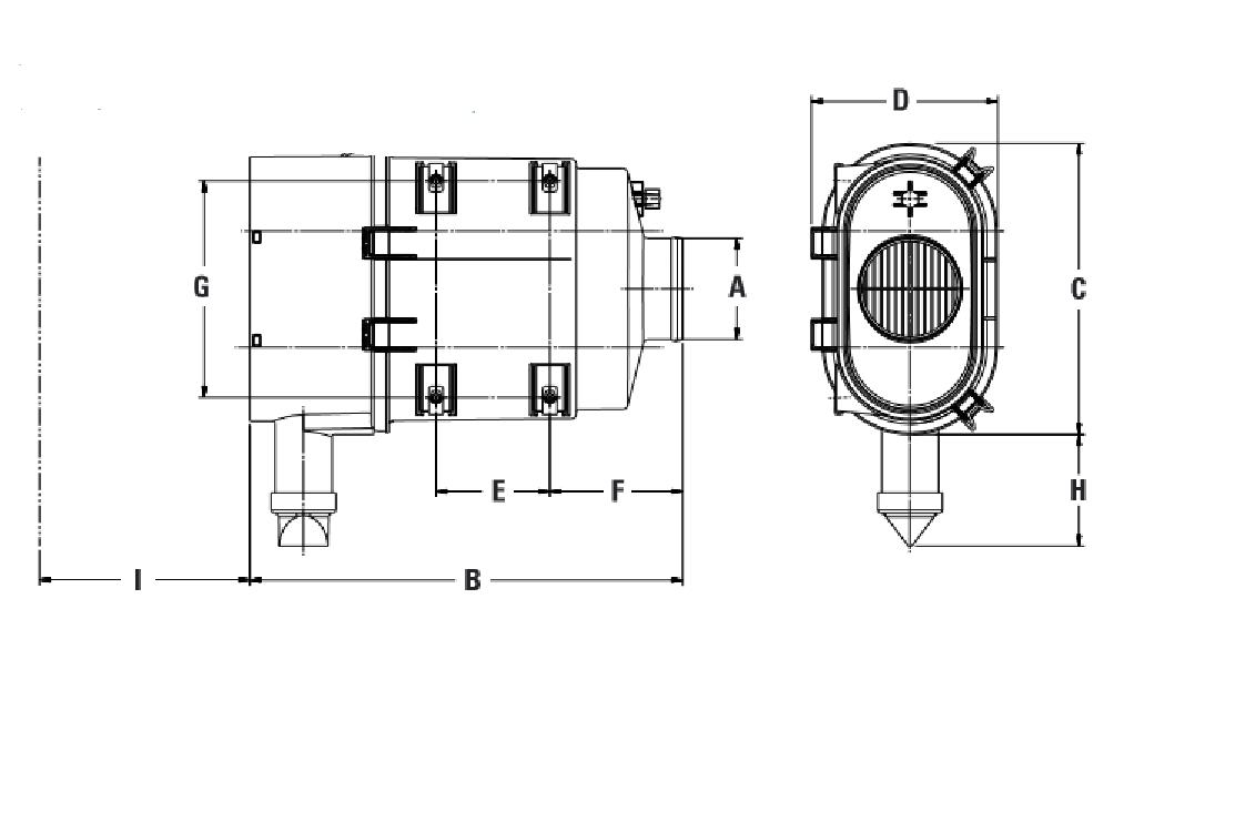 D080026 Luftfilter PowerCore PSD