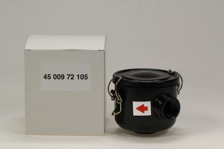 "45 009 72 105 Luftfilter (Vakuumfilter G 3/4"")"