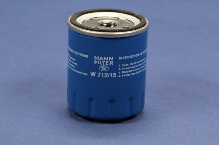 W 712/15 Wechselfilter SpinOn