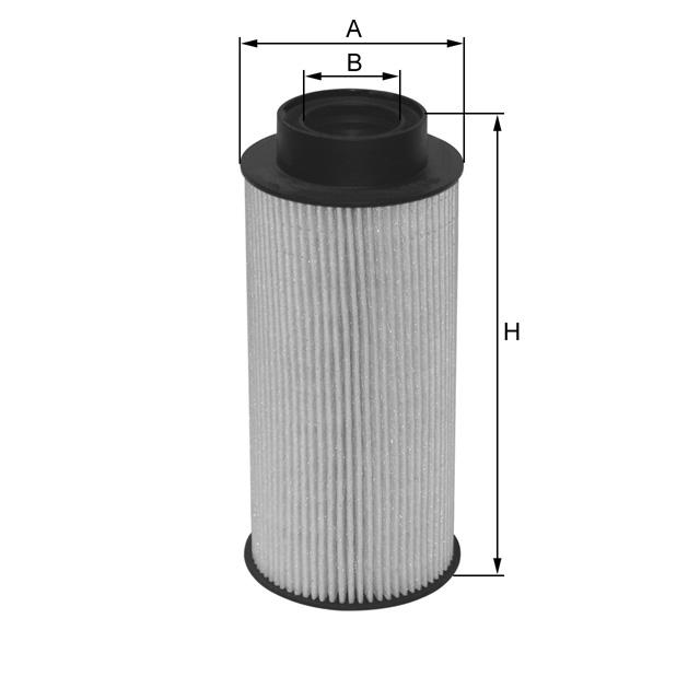 MLE1531 Ölfilterelement