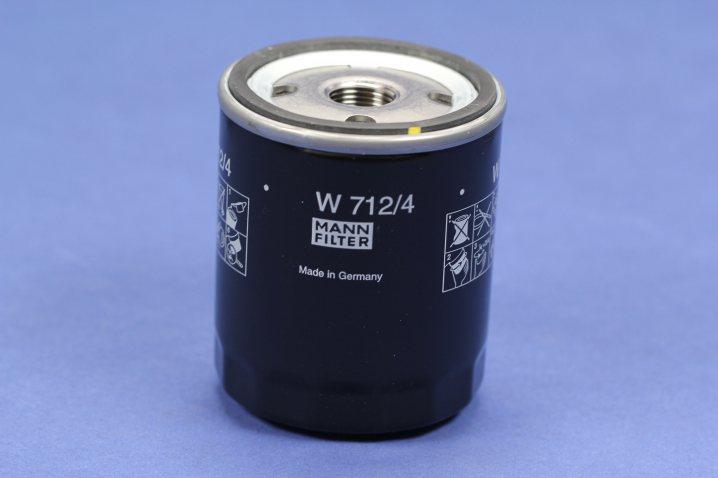 W 712/4 Wechselfilter SpinOn