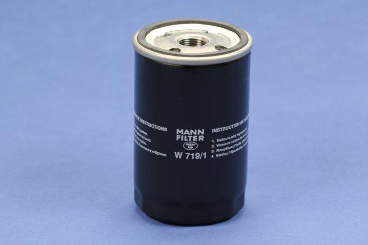 W 719/1 Wechselfilter SpinOn