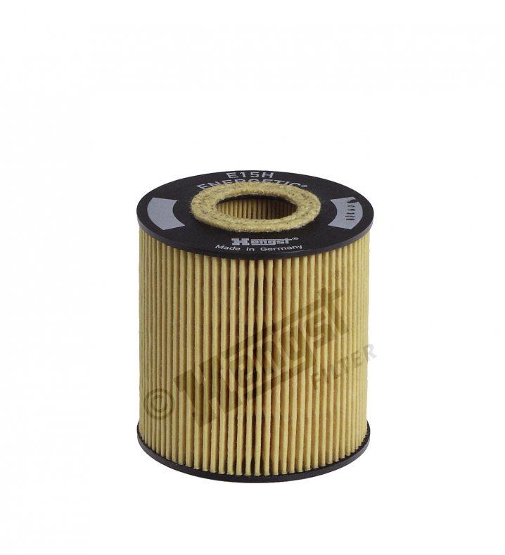 E15H D59 Ölfilterelement