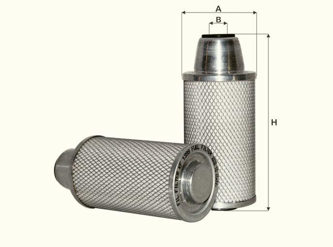 KF1399 Kraftstofffilterelement