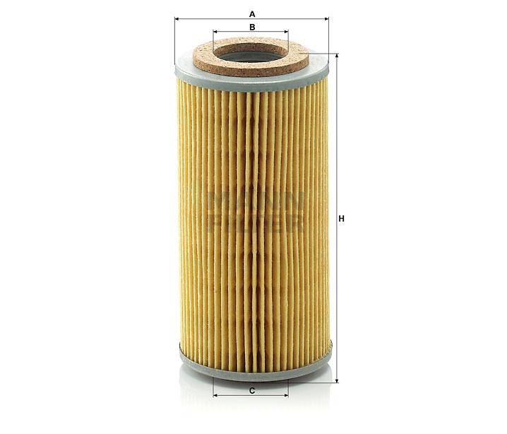 H 804 t Flüssigkeitsfilterelement
