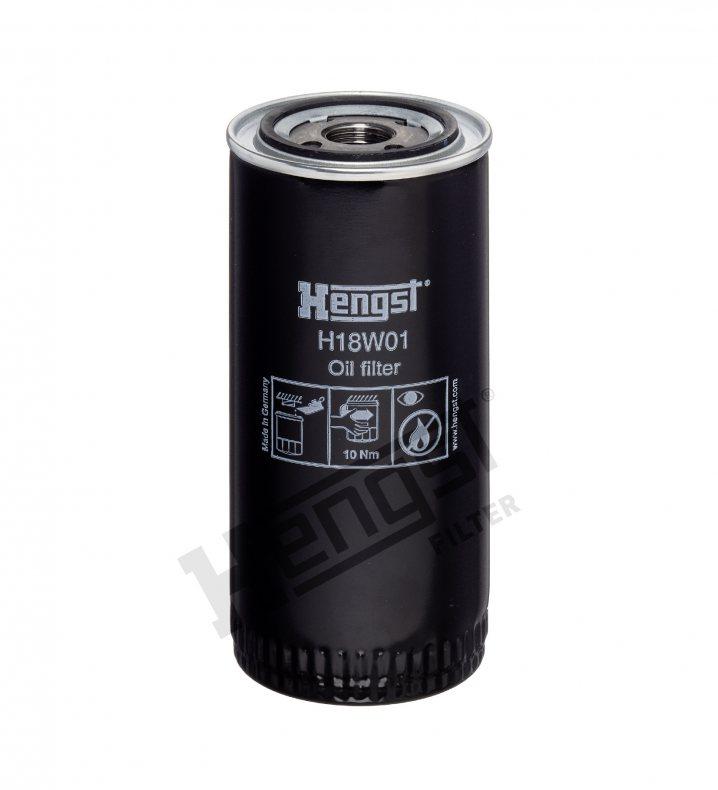 H18W01 Ölfilter SpinOn