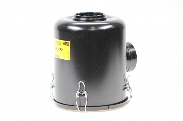 "45 124 72 104 Luftfilter (Vakuumfilter G 2 1/2"")"