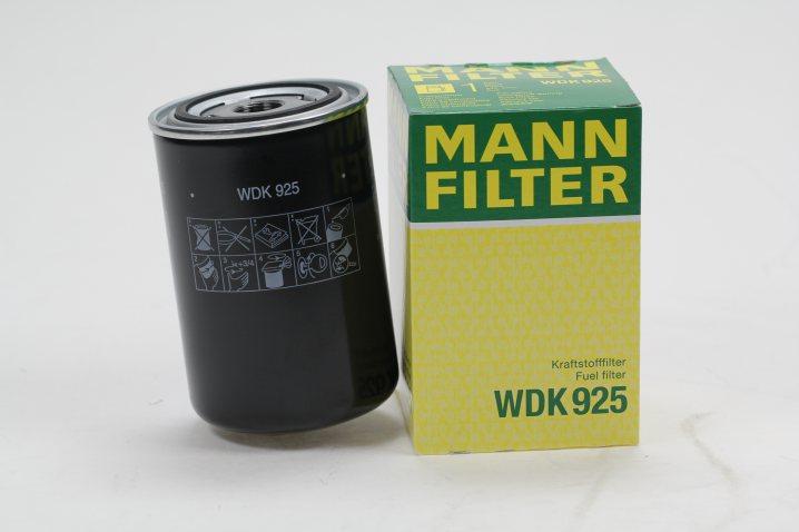 WDK 925 Kraftstoffwechselfilter