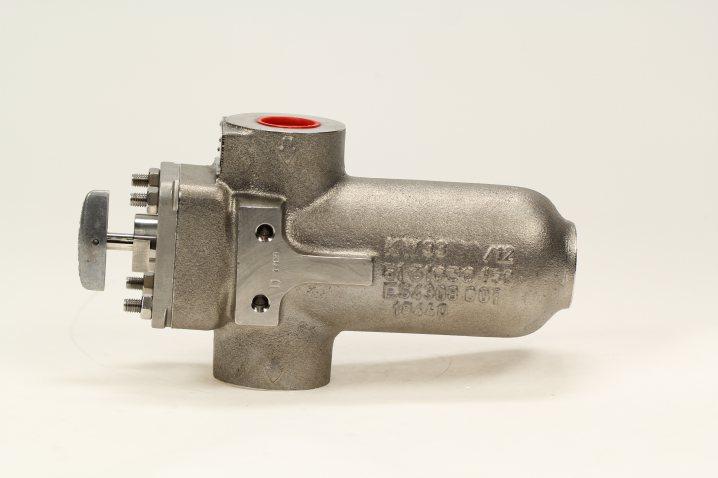 KMGT00003 Spaltrohrfilter, 0,1 mm Spaltweite