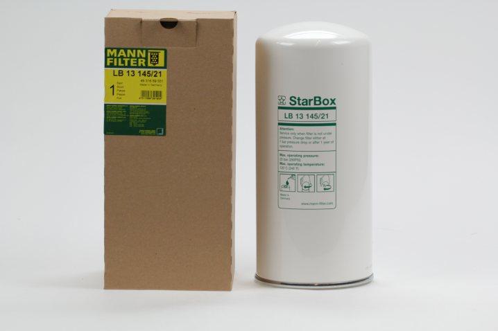 LB 13 145/21 Luftentölbox (StarBox)