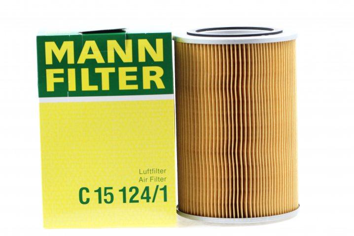 C 15 124/1 Luftfilterelement