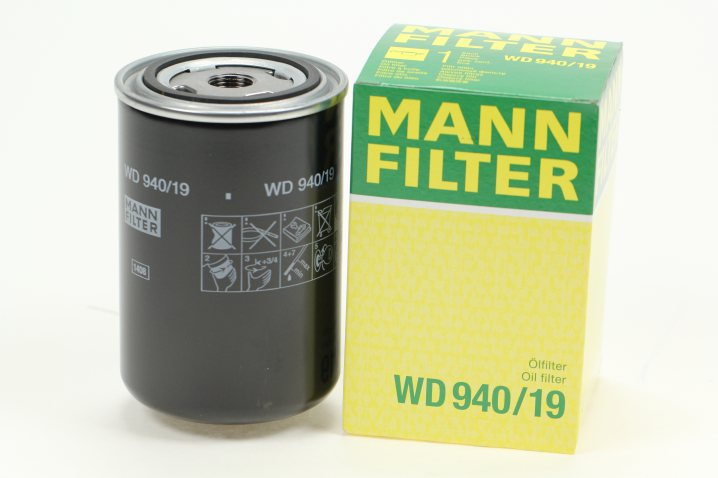 WD 940/19 Wechselfilter SpinOn