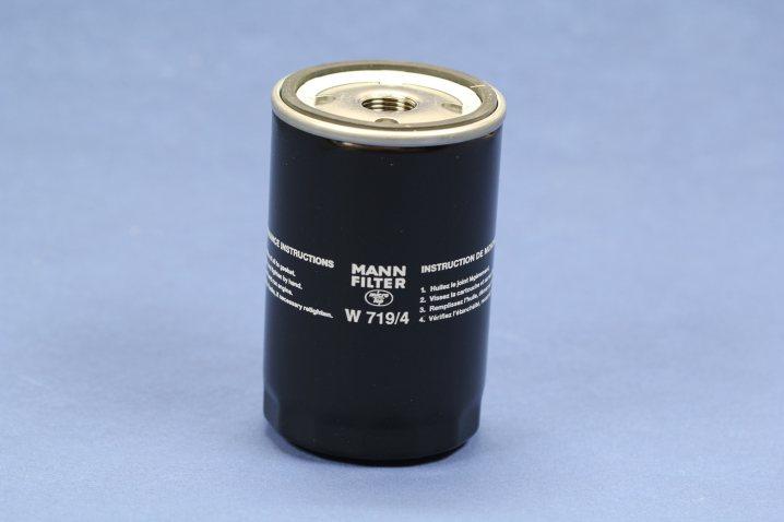 W 719/4 Wechselfilter SpinOn