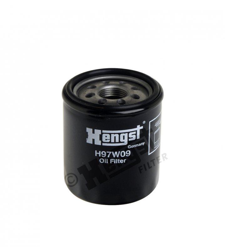H97W09 Ölfilter SpinOn