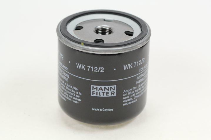 WK 712/2 Kraftstoffwechselfilter