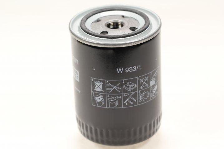 W 933/1 Wechselfilter SpinOn