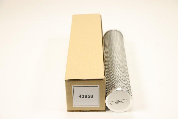 43858 Luftfilterelement (Aktivkohle)