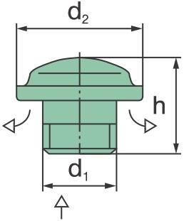 41 004 62 201 Luftfilter (Be- und Entlüftung M 45x1,5)