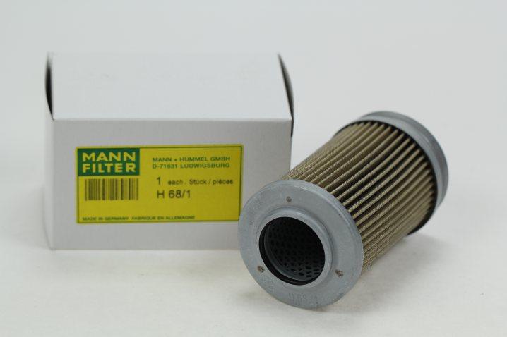 H 68/1 Flüssigkeitsfilterelement