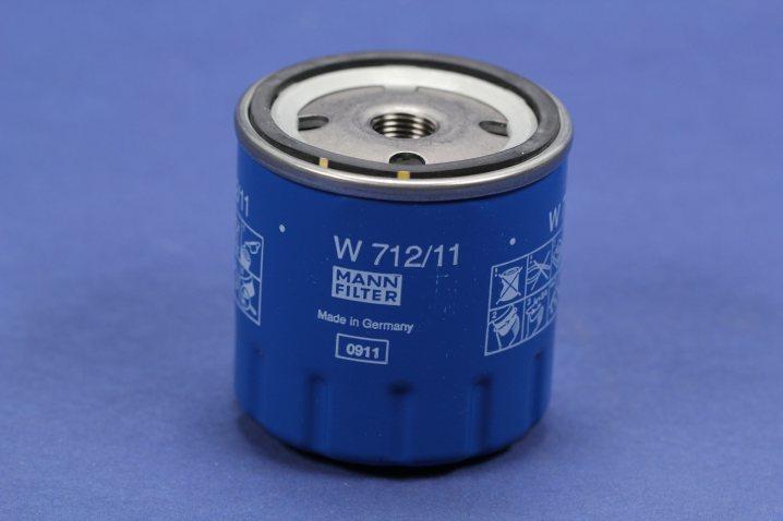 W 712/11 Wechselfilter SpinOn