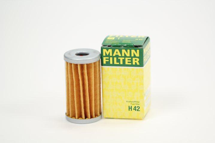 H 42 Flüssigkeitsfilterelement
