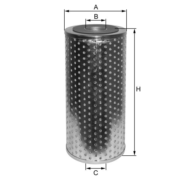 ML144 Ölfilterelement