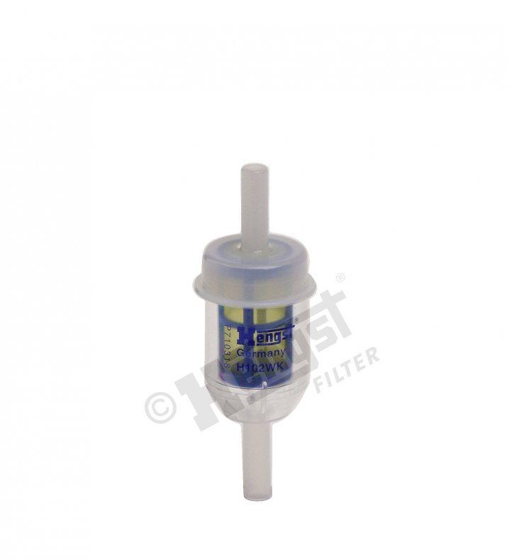 H102WK Kraftstoff-Leitungsfilter Inline