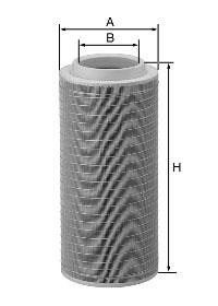 C 30 1730 Luftfilterelement (NLG37-42)
