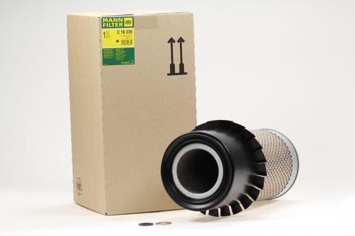 C 16 335 Luftfilterelement