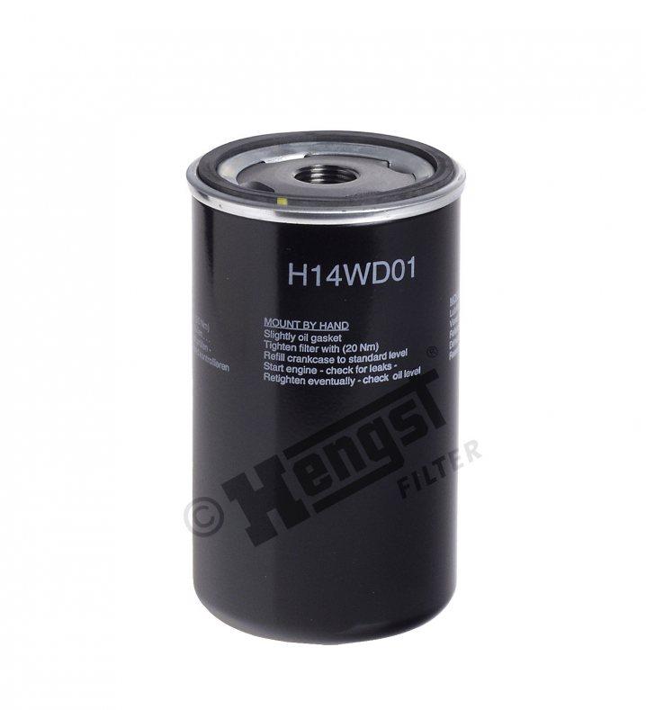 H14WD01 Ölfilter SpinOn