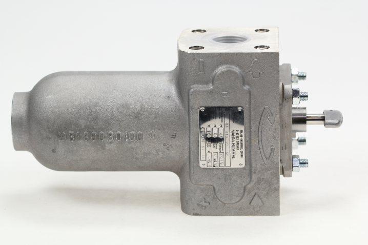 KMGT00004 Spaltrohrfilter, 0,5 mm Spaltweite