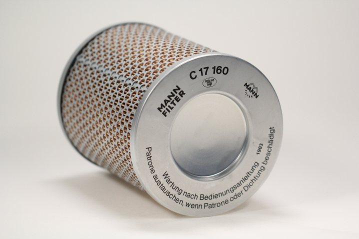 C 17 160 Luftfilterelement