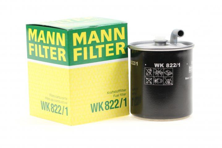 WK 822/1 Kraftstoff-Leitungsfilter (Inline)