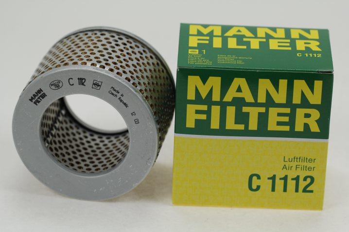 C 1112 Luftfilterelement