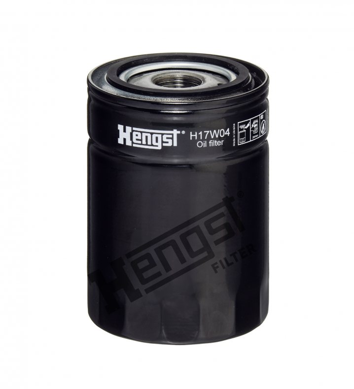 H17W04 Ölfilter SpinOn