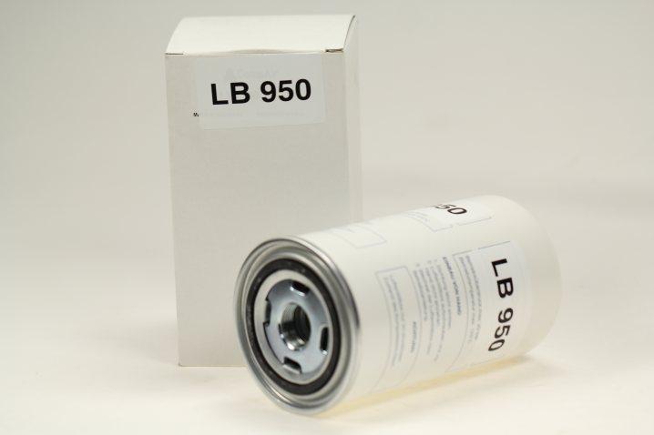 LB 950 ersetzt durch LB 950/20