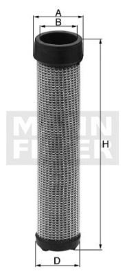 CF 18 211 Luftfilterelement (Sekundärelement)