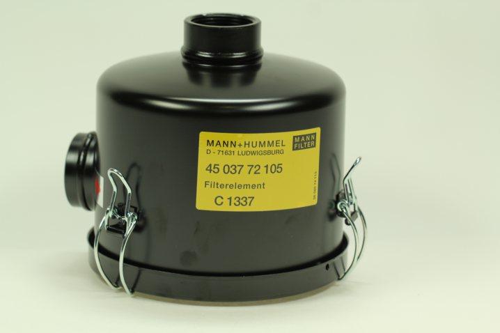 """45 037 72 105 Vakuumluftfilter G 1 1/4"""""""