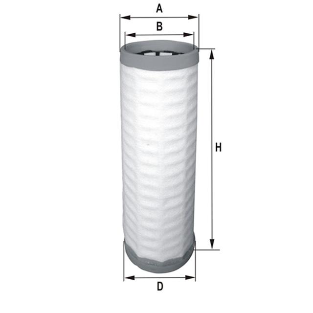 HP2553 Luftfilterelement (Sekundärelement)