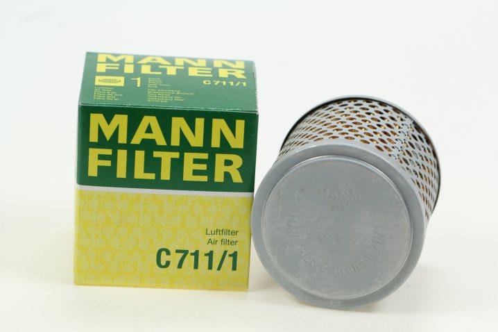 C 711/1 Luftfilterelement