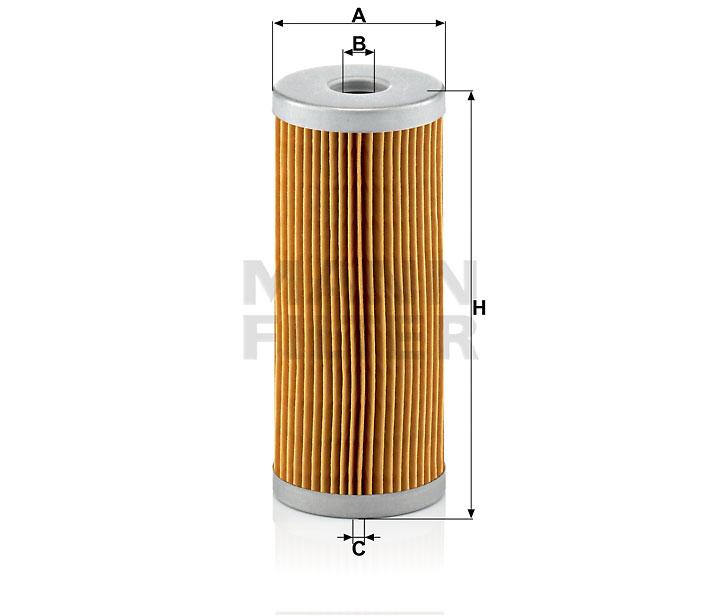 C 48 Luftfilterelement