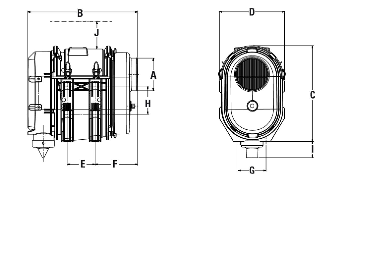 D080056 Luftfilter PowerCore PSD