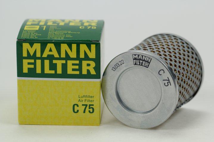 C 75 Luftfilterelement