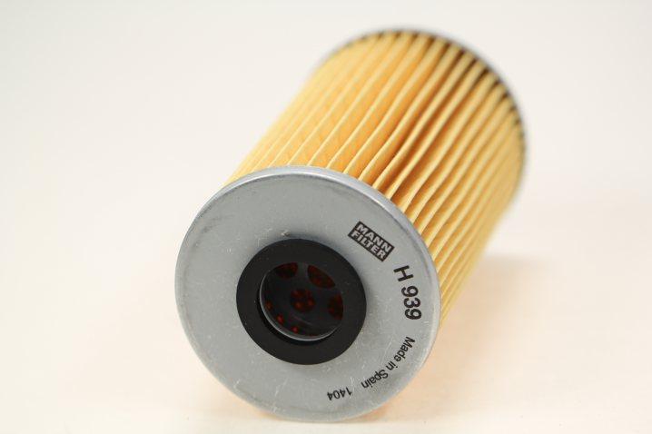 H 939 Flüssigkeitsfilterelement