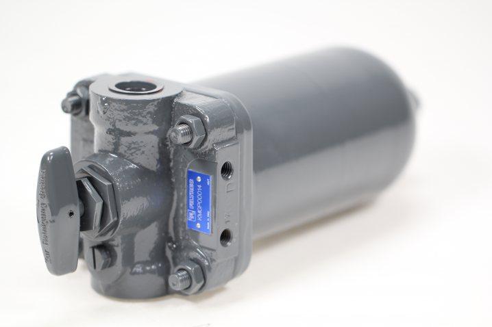 KMGP00014 Plattenspaltfilter, 0,1 mm Spaltweite