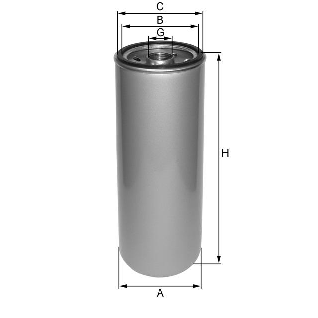 ZP3015F Kraftstoffwechselfilter