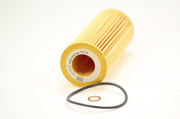 HU 722 x Flüssigkeitsfilterelement (metallfrei)